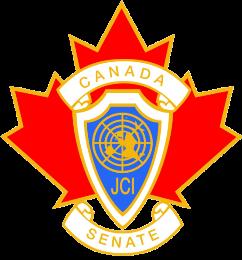 CANADA JCI SENATE LOGO